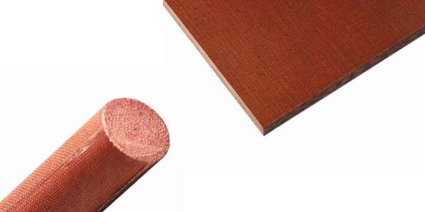 Hardweefsel Celleron platen en staven